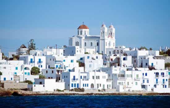 Едем в Грецию -  посещаем Парос