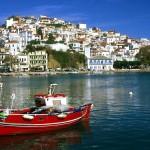 Едем в Грецию — посещаем Скопелос