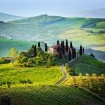 Едем в Италию  — посещаем Тоскану