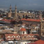Едем в Кипр посещаем ее столицу – города Никосия