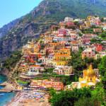 Географическое положение и карточка туриста в регионе Кампания
