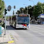 Городской транспорт Греции