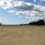 Посещаем городской пляж Пярну и Хаапсалу