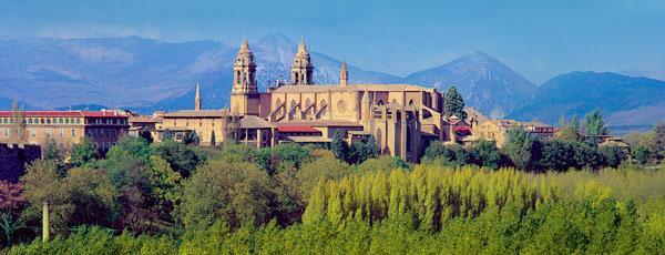 Посещаем испанский город Испании Памплона