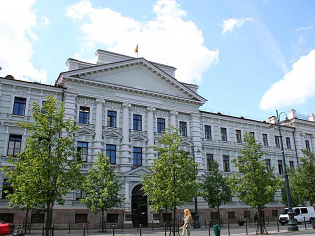 Посещаем музей Вильнюса
