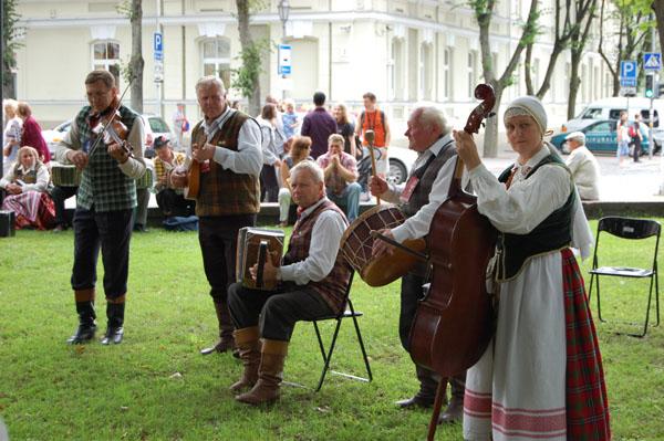 Самые распространенные праздники в Литве