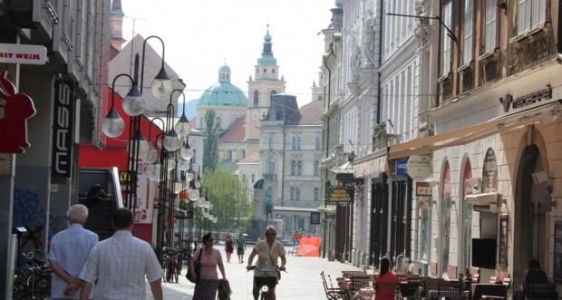Словения – цветочная страна