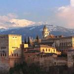 Удивительный испанский город Гранада