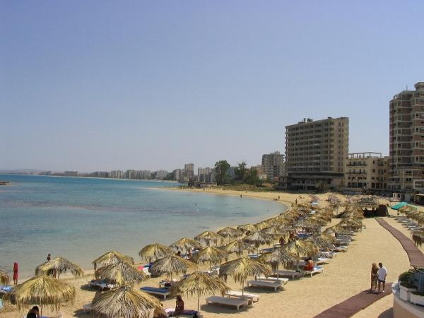 Удивительный курорт Кипра -  Фамагуста