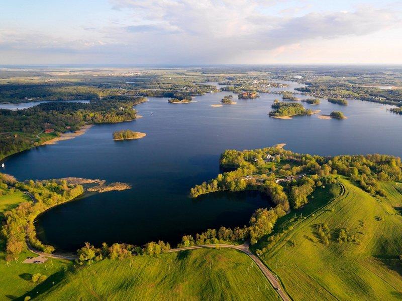 Узнаем больше о географии Литвы