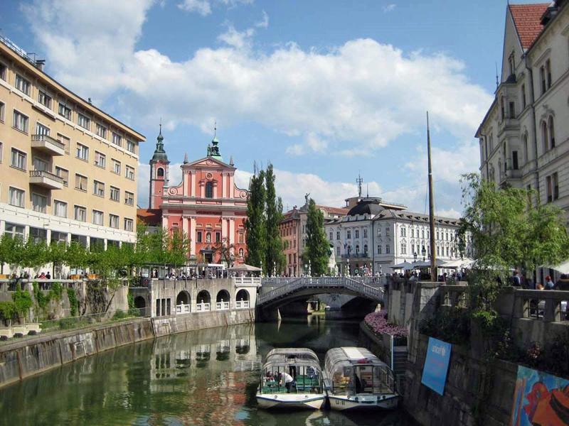 Узнаем о местном транспорте Словении