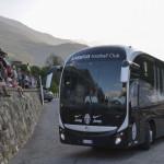 Авиаперевозки  и  автобусное сообщение по Италии