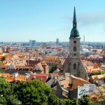 Города и промышленность Словакии