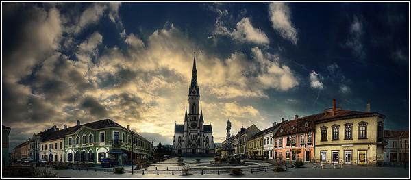 Города Венгрии