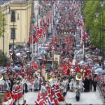 Информация о населении Норвегии