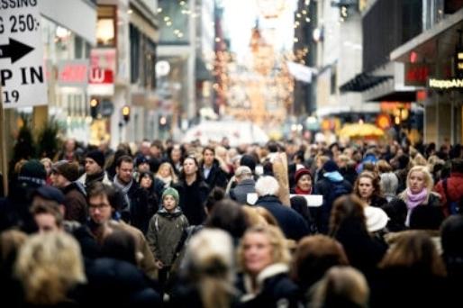 Население Швеции