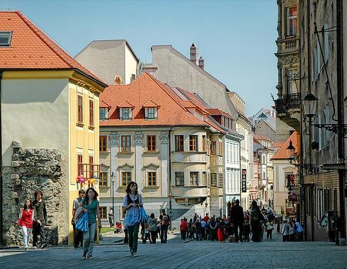 Население и уровень жизни в Словакии