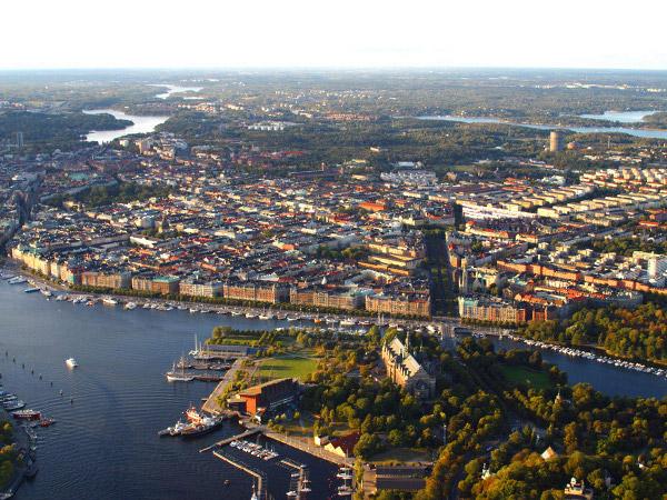Посещаем Швецию