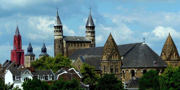 Посещаем голландский город  Маастрихт