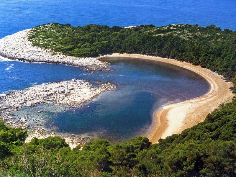 Посещаем хорватский остров Млет
