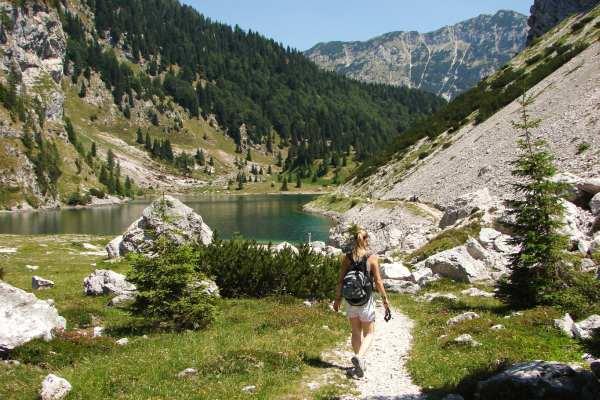 Природно-ресурсный потенциал и туристические объекты Словении