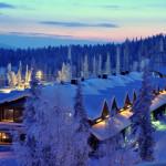 Путешествуем по Финляндии: посещаем города Коувола, Салла и Рука