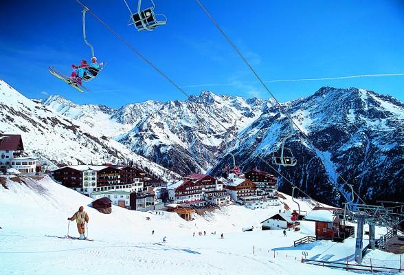 Транспортная система и туризм Австрии