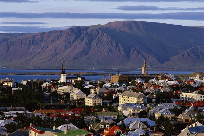 Туризм Исландии