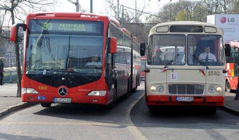 Узнаем больше о городском транспорте Словакии