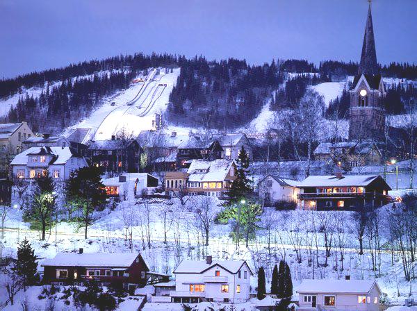 Узнаем о лучших курортах Норвегии