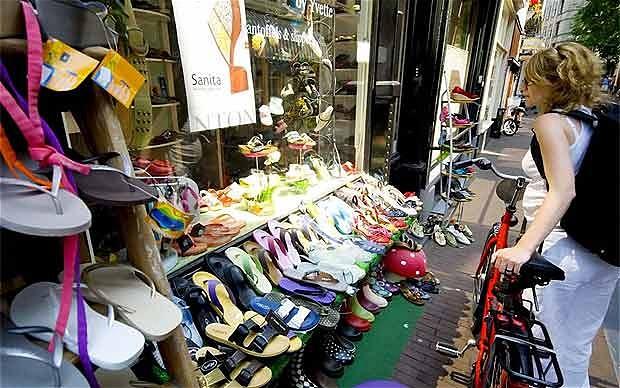 Узнаем о шопинге в Нидерландах