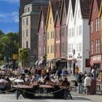 Едем в норвежский город Берген