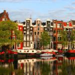 Едем в замечательную страну — Голландию