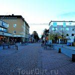 Путешествуем по городам Финляндии: Марианхамина (Аландские острова)