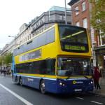 Узнаем больше о местном транспорте Ирландии