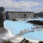 Посещаем голубую лагуну Исландии