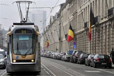 Транспортные средства передвижения в Брюсселе