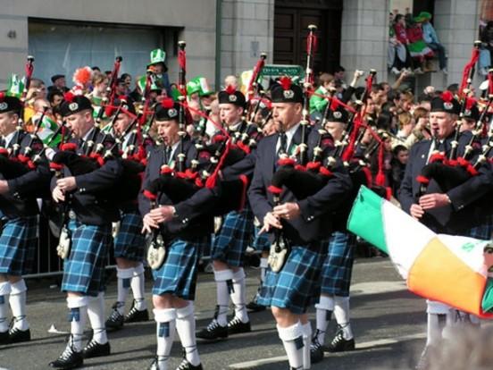 население ирландии