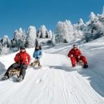 Празднование Дня Снега в Финляндии