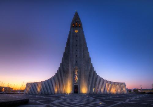 церковь Халльгримскиркья