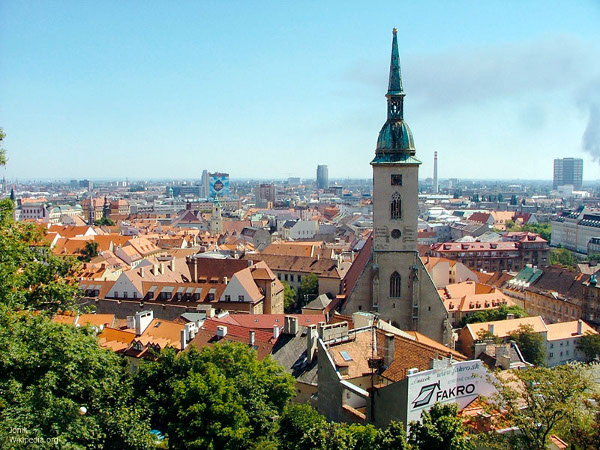 Едем на выходные в Словакию