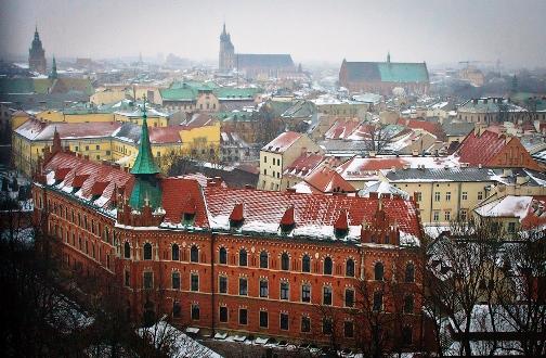 Краков - культурная столица Польши