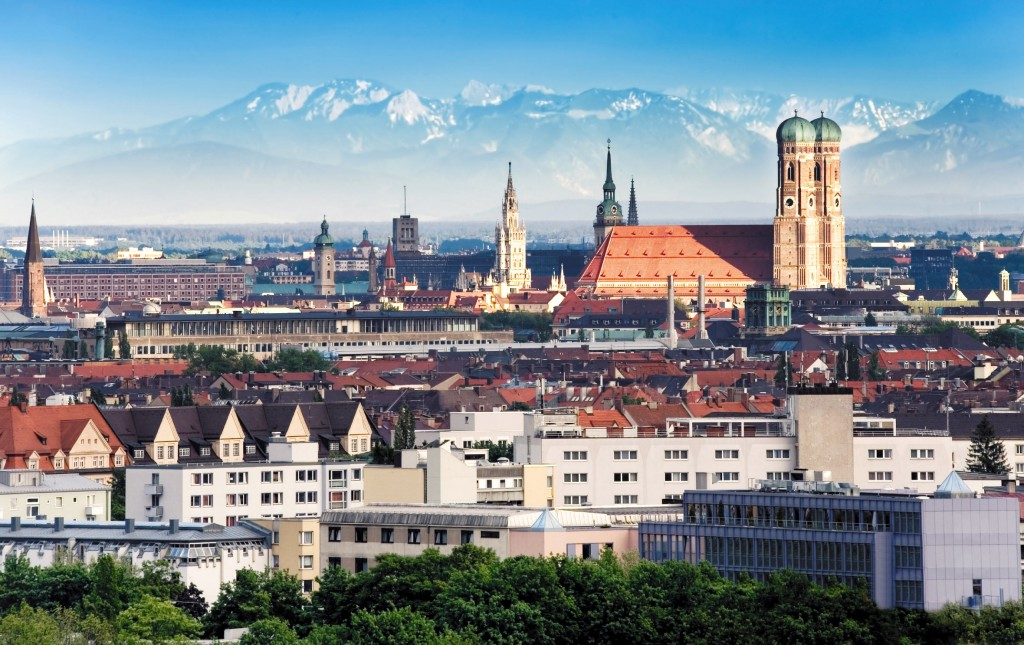 Мюнхен-Германия