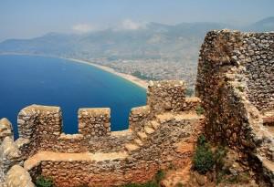 Отдых в турецком городе Аланья основные достопримечательности