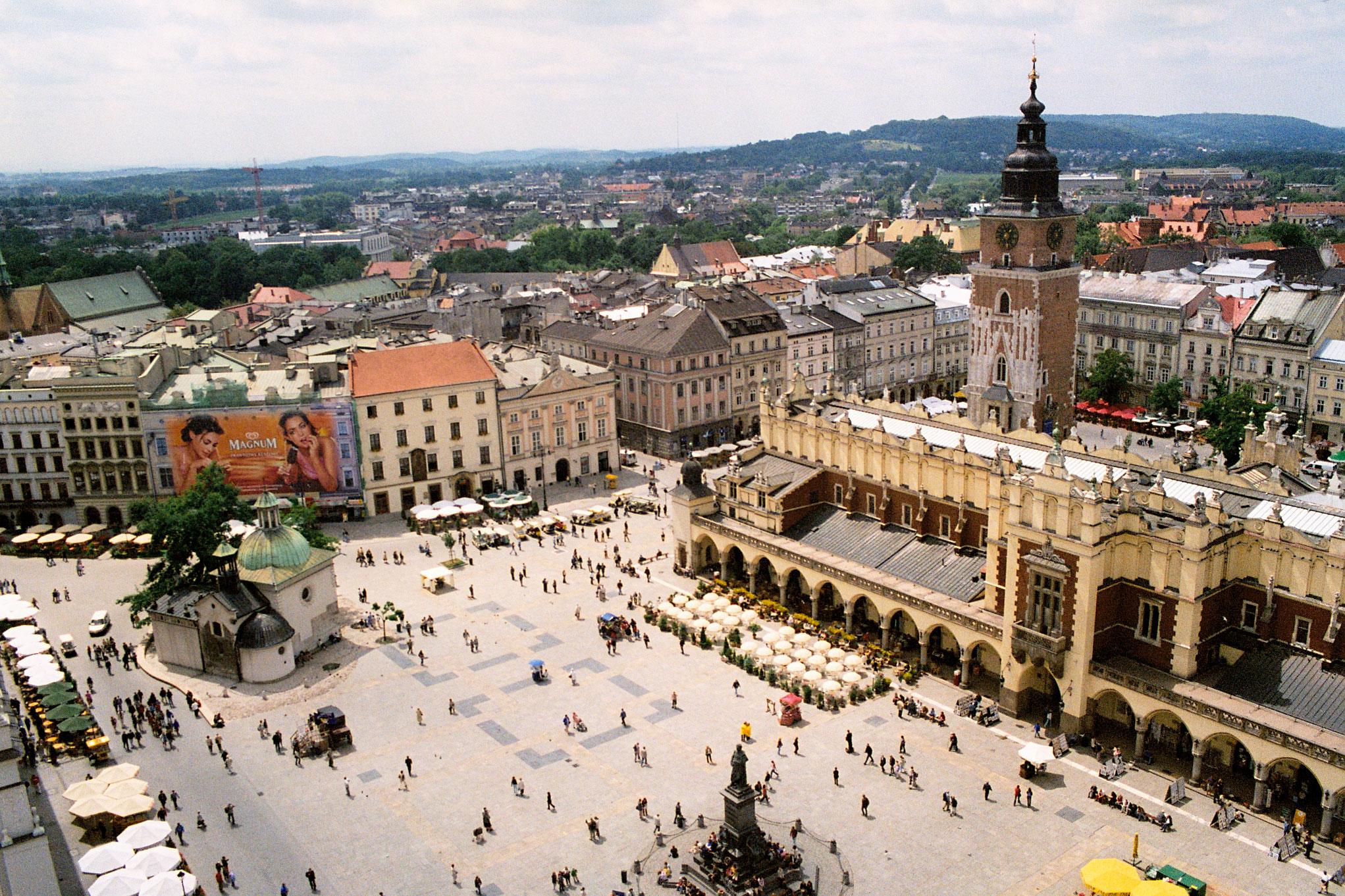 Поездка в Краков как сэкономить средства