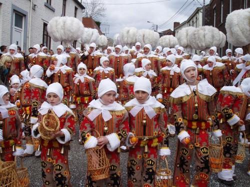 Посещаем Бельгию на праздники