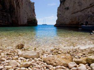 Остров Вис в Хорватии
