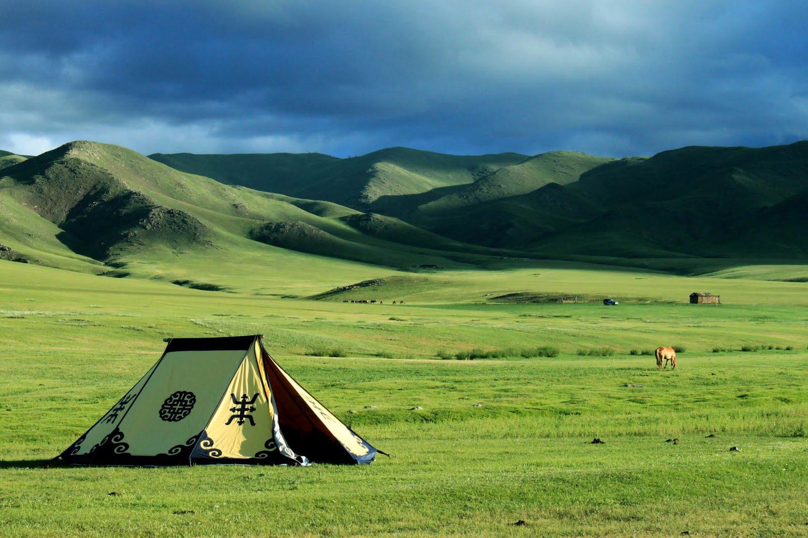 Монголия – страна кочевников