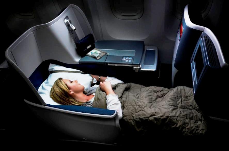 На рейсах Нью-Йорк – Москва можно будет выспаться
