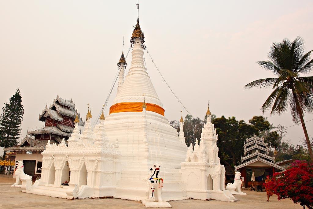 Неделя в Северном Таиланде